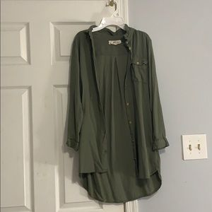 A blouse or cover